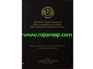 Map Raport | Sampul Raport