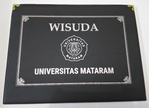 MAP IJAZAH UNIVERSITAS MATARAM