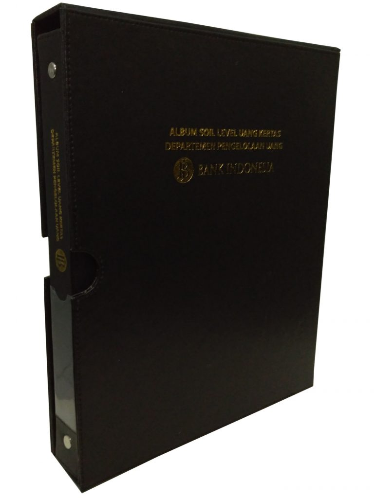 Binder Dokumen Bank Indonesia sv